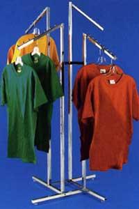 Accent Store Fixtures :: Clothing Racks, 4-ways, 2-ways, Rounders ...