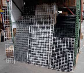 Used Gridwall Hardware Amp Accessories Gridwall Panels Asf